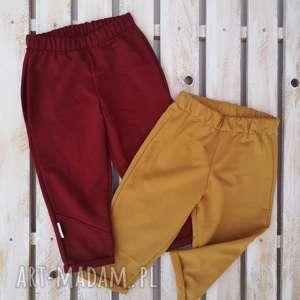 ręcznie robione spodnie dresowe ilovemama