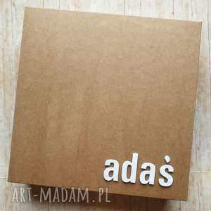 unikalny, pudełko na album, album, pudełko, opakowanie, prezent, kraft