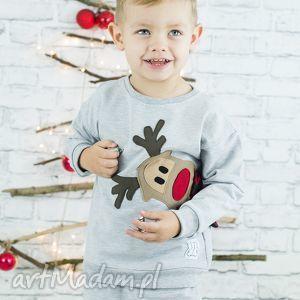 bluza rudolf edycja limitowana, rudolf, świeta, świąteczna ubranka dla dziecka