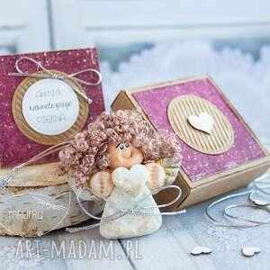 scrapbooking kartki aniołek wewnętrznego piękna personalizowana kartka