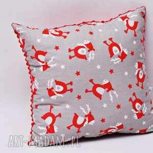 poduszka świąteczna, na święta, ozdobna świąteczna