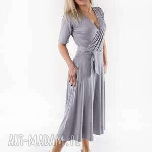 sukienki sukienka liberty szara