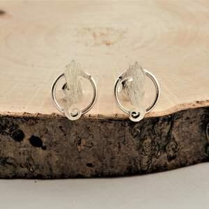jachyra-jewellery srebrne kolczyki koniki morskie - konikimorskie, natura