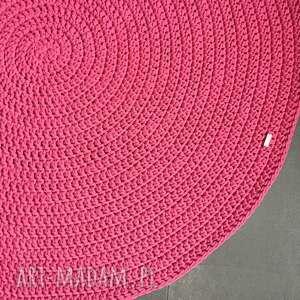 dywan ze sznurka bawełnianego ślimak 160 cm, dywan, dywanik, chodnik, sznurek