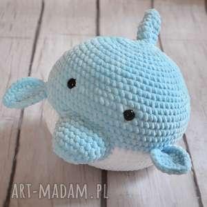 delfinek do przytulania i spania, poduszeczka, prezent, rybka, milutkie