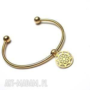 Alloys Collection - rosette gold, stal, szlachetna, pozłacane