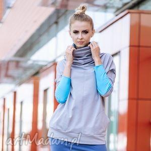 ręcznie wykonane bluzy chimney bluza dresowa