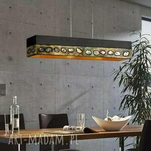 amara - artystyczna lampa sufitowa do loftu, suftowa, loftowy styl