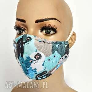 maska,maseczka z filtrem, maska, maseczka, dziecinna, kolorowa, drukowana