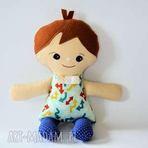 cukierkowa lala - mareczek 40 cm, lalka, kumpel, dziecko, chłopczyk, przyjaciel