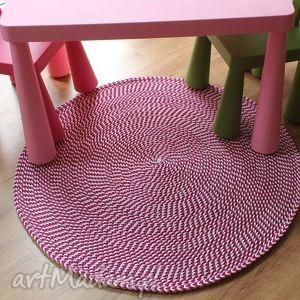 ręcznie wykonane pokoik dziecka dywan candy