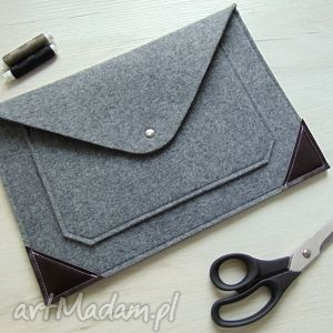 aneta pruchnik etui macbook , etui, filc, torebki, oryginalny prezent