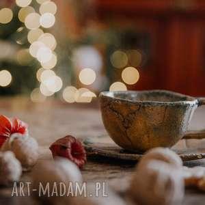 Prezent Filiżanki 4 szt, filiżanka, herbata, dekoracje, kawa, prezent, kuchnia
