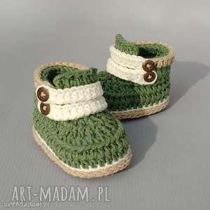 ręcznie robione buciki zamówienie p. marleny