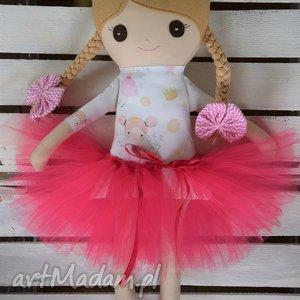Szmacianka, szmaciana laleczka baletnica, szmacianka, szmaciana, lalka, przytulanka