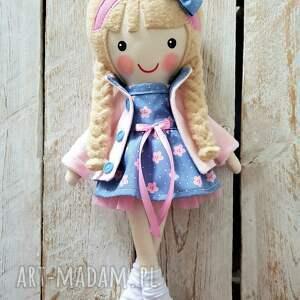 emma - malowana lala, lalka, przytulanka, niespodzianka, zabawka, prezent