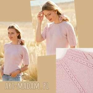 swetry sweterek rawenna, sweter, bluzka, kobieca, alpaka, dziergana, prezent