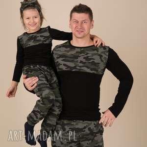 Komplet bluzek dla taty i córki/syna!, dla-taty-i-córki, dla-taty-i-syna, komplet