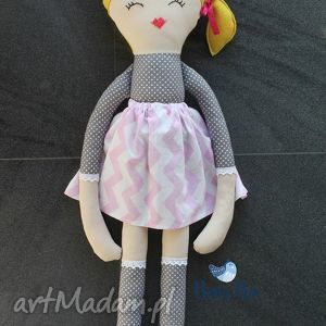 lalki ogromna lalka, 75 centymetrów, szara słodkość, laleczka szmacianka, lala, lalka