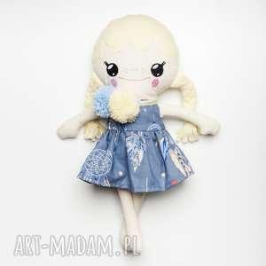 Bawełniana Lalka LALALILA - Poofy Cat, lala, lalka, laleczka, bawełniana, szmaciana,