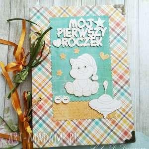 notes/pamiętnik/ pierwszy rok maluszka, notes, dziecko, mama, zeszyt, pamiętnik