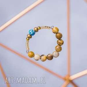 święta prezent, pierścionki whw high ring - ocean heart, pierścionek
