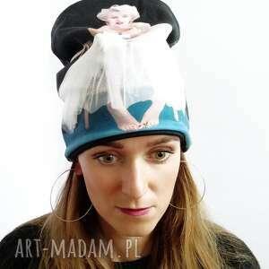 czapki czapka marylin, czapka, ciepła marylin monroe, balet