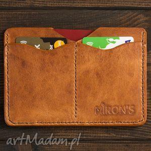 etui na dokumenty - etui, portfel, skóra, skórzany, naturalny, paszport
