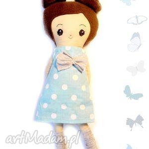 wyjątkowy prezent, lalka julia, lalka, szmaciana, szmacianka, przytulanka