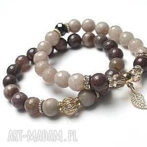 autumn vol 3 21 12 15 duo, agaty, jadeity, jaspisy, glamour, kryształki biżuteria