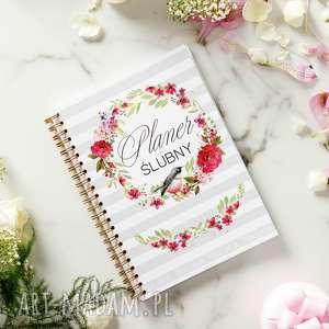Planer ślubny, notes Panny Młodej odbiór osobisty, planer