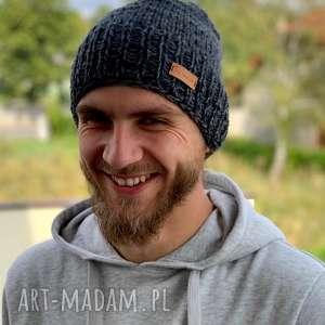 handmade czapki męska czapka