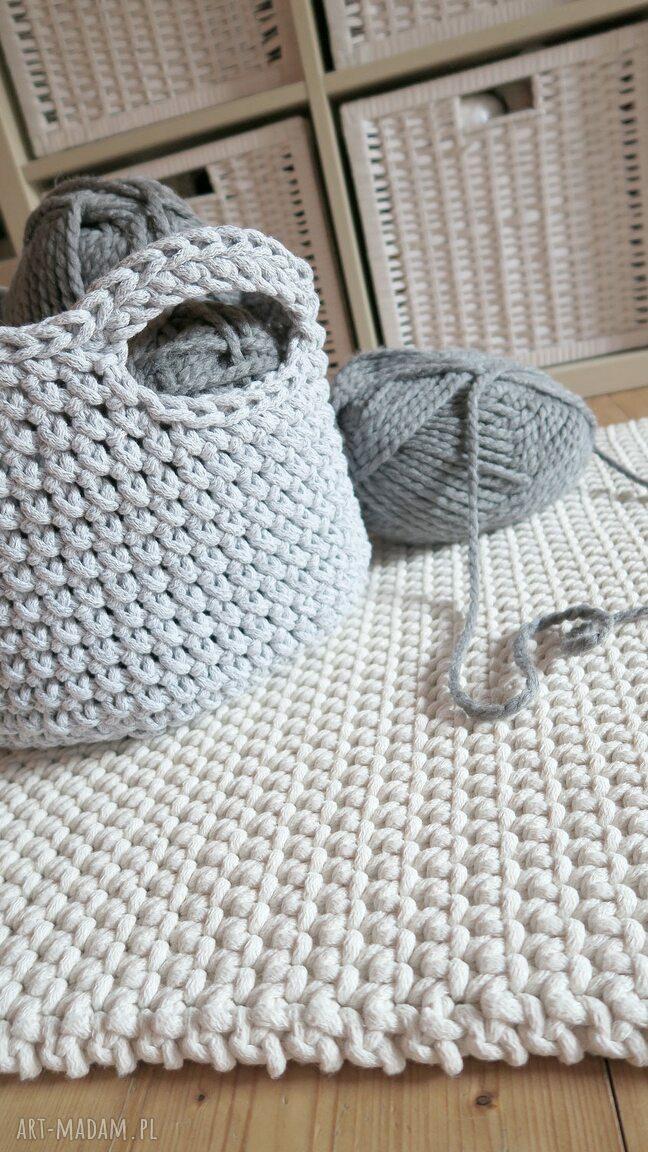 dywany dziany dwustronny chodnik z bawełnianego