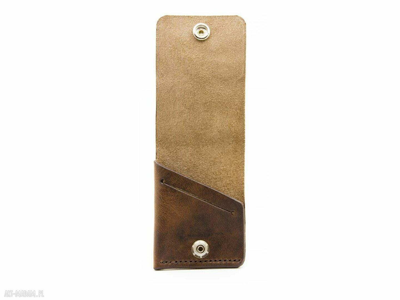 handmade portfele portfel slim