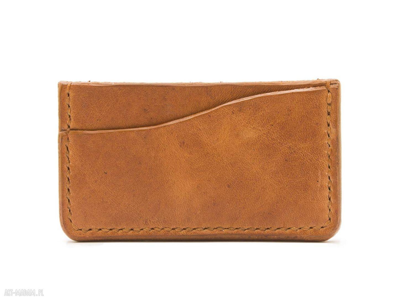handmade etui portfel card holder