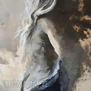 dom she, kobieta obraz, grafika, zmysłowy postać kobiety obraz