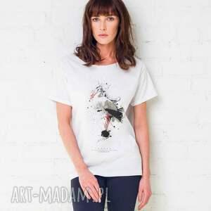 STORK PAINTED Oversize T-shirt, oversize