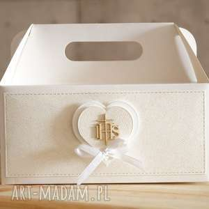 pudełka na ciasto - komunia