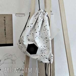 Worek Paint, worek, plecak, farba, design, minimalzim, sztuka