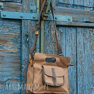 Mała torebka na ramię i do ręki navahoclothing ramię, ręki