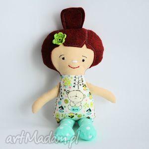 lala fruzia - helenka 25 cm, lalka, fruzia, roczek, chrzciny, dziewczynka, niemowlę