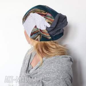 argumenty nie dorastasz mu do pięty a1 - patchwork, czapka, beanie, narty, prezent