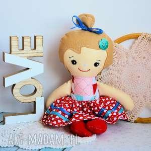 lalka tancereczka - bogusia 35 cm, lalka, dziewczynka, gwiazdka, boże