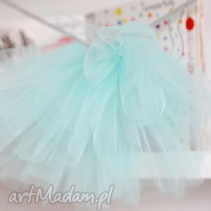 hand-made zabawki tiulowa spódniczka baletnicy