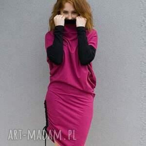 sukienki sukienka koktajlowa możliwość zmiany koloru