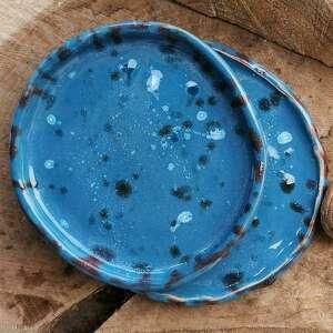 ceramika komplet ceramicznych talerzyków deserowych c187, talerzyki, talerze