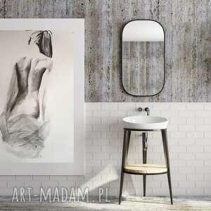 dom woman 100x70, obraz do sypialni, grafika kobieta, salonu, akt