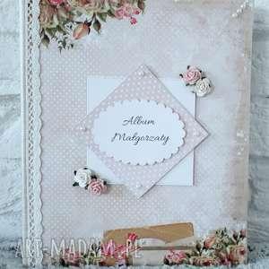 album na zdjęcia wklejane - ślub, album, imieniny, prezent, urodziny