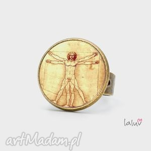 pierścionek vinci