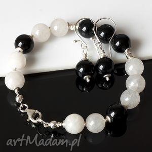 komplet black&white
